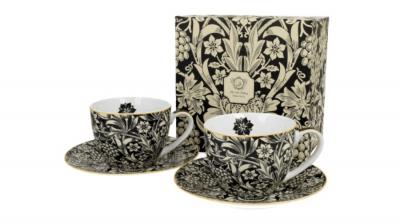 William Morris porceláncsésze és alj
