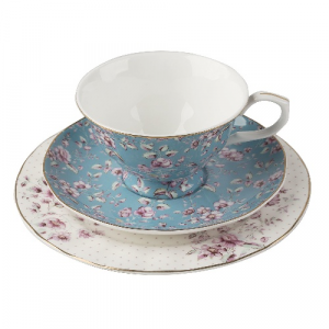 Ditsy Floral Porcelán teáscsésze