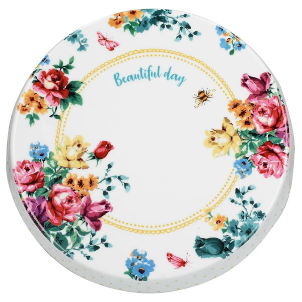 BohemianSpirit porcelán talpas tortatál I