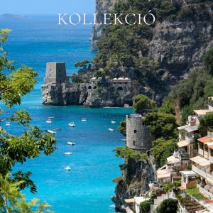 Amalfi partjain kollekció