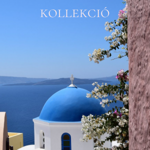 A görög kék kollekció