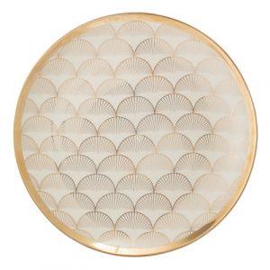 Aruba III kerámia tányér