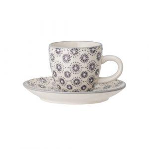 Elsa Espresso csésze és kistányér