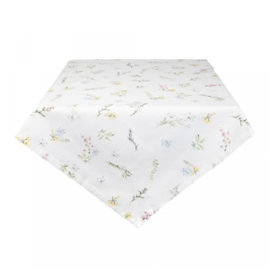 HappyFloral pamut asztalterítő 100x100cm