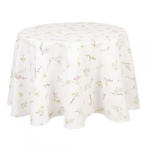 Happy Floral pamut asztalterítő