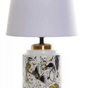 Vad madarak kerámia asztali lámpa