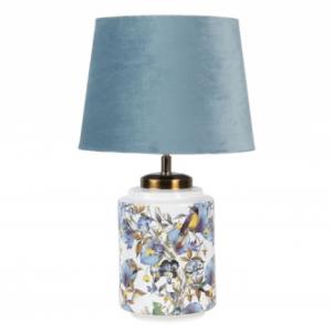 Korfu kerámia lámpa