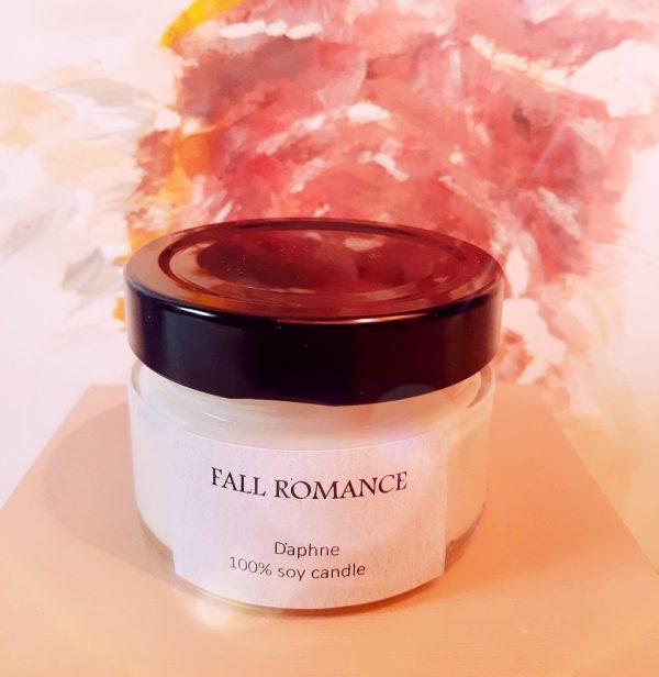 Fall Romance szójaviasz gyertya1
