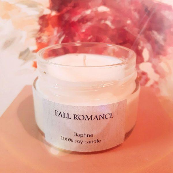 Fall Romance szójaviasz gyertya