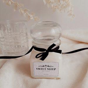Sweet Sleep szójagyertya1