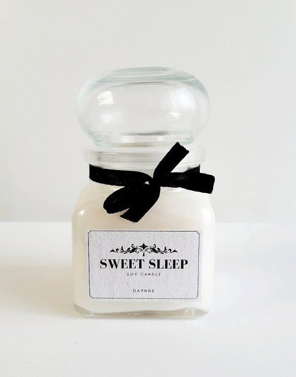 Sweet Sleep szójagyertya 2