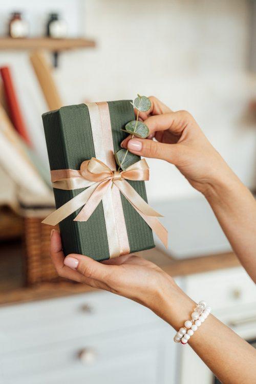 Egyedi ajándékok nőknek