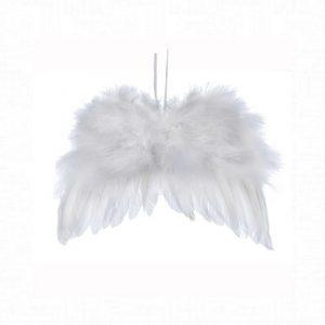Akasztós angyalszárny 17 cm