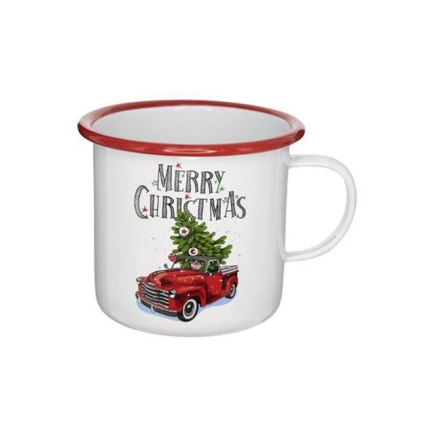 Karácsonyi Bögre Merry Christmas felirattal