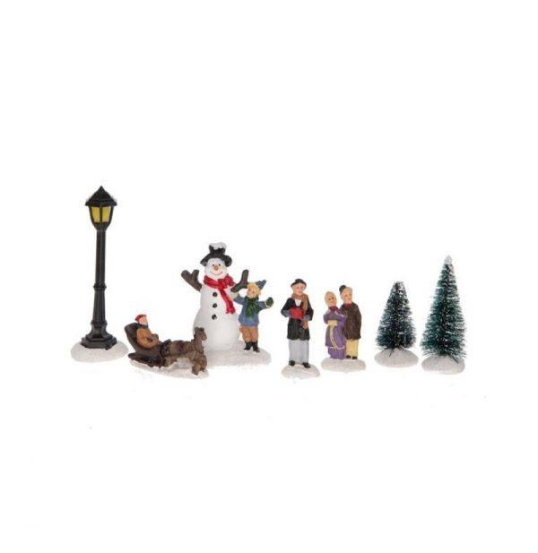 Karácsonyi szett 7 darabos