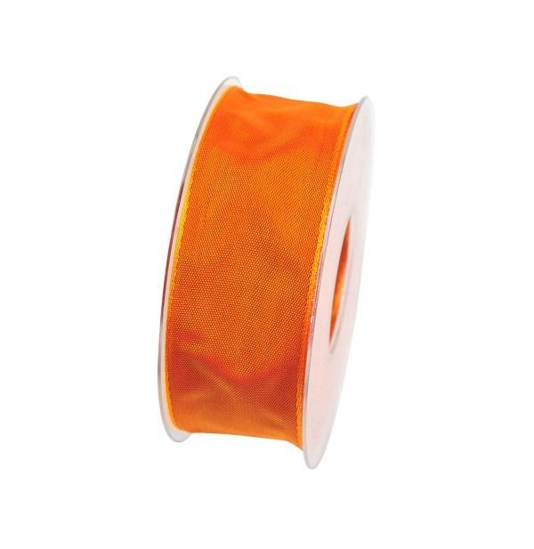 Narancs szalag 25m
