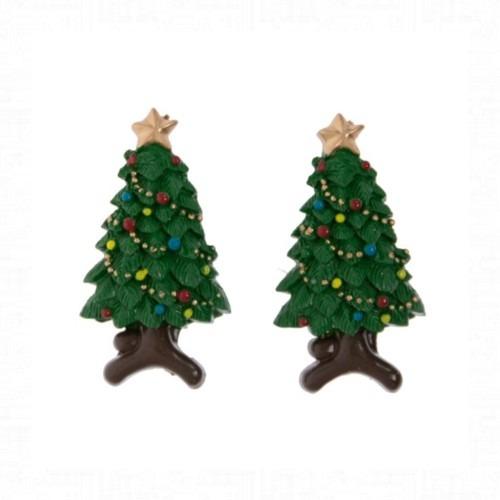Öntapadós karácsonyfa 2 darabos