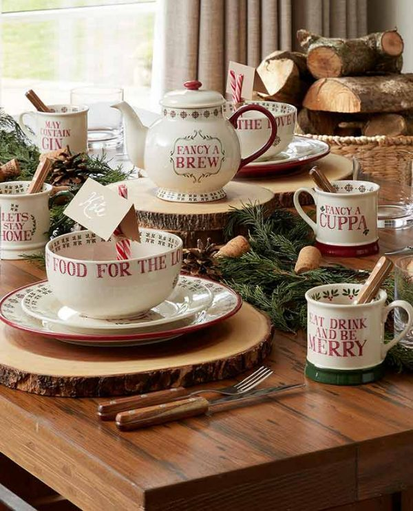 Karácsonyi tányérok