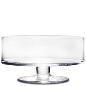Palazzo talpas üveg tál