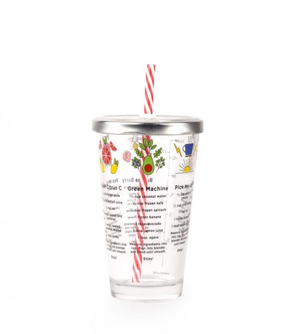 Smoothie pohár 6 recepttel